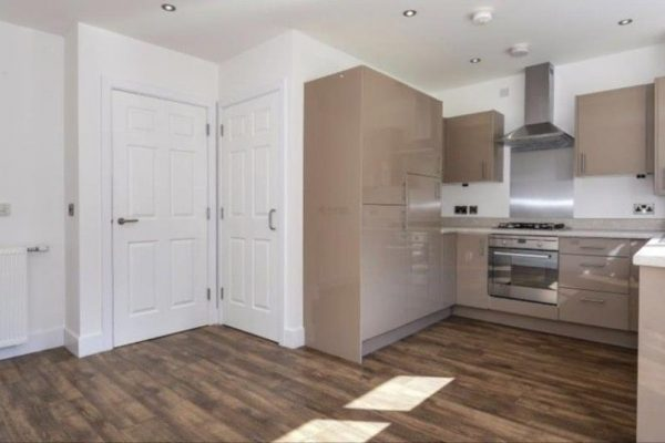 Newly Built Three Bedroom Town House