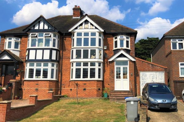 Beautifully Presented Three Bedroom Semi-detached House - Priory Crescent