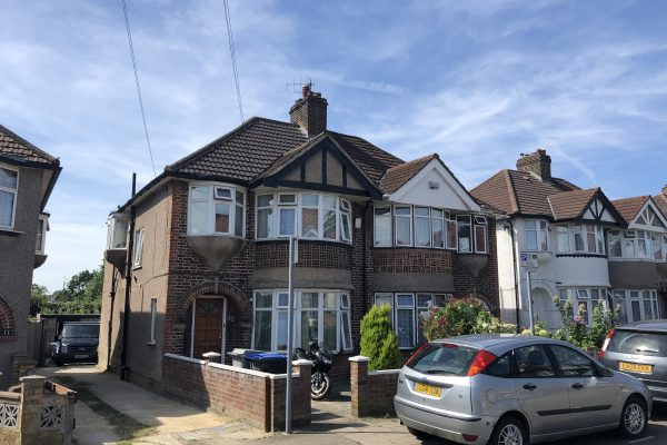 Four Bedroom Semi-Detached House