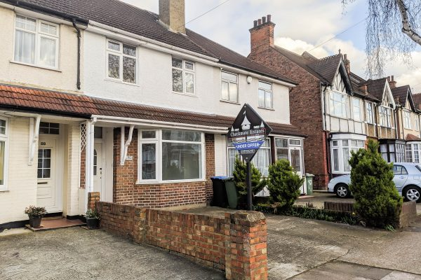 Refurbished 3 Bedroom Terraced House in Wembley
