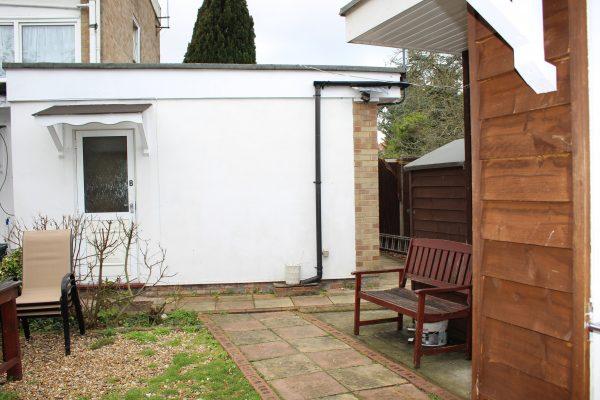 Garden Studio Flat