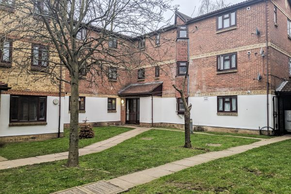 Purpose Built Two Bedroom Flat - Alliance Close