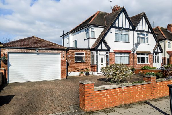 Sudbury Court Estate - 3 Bedroom semi-detached house on Spencer Road