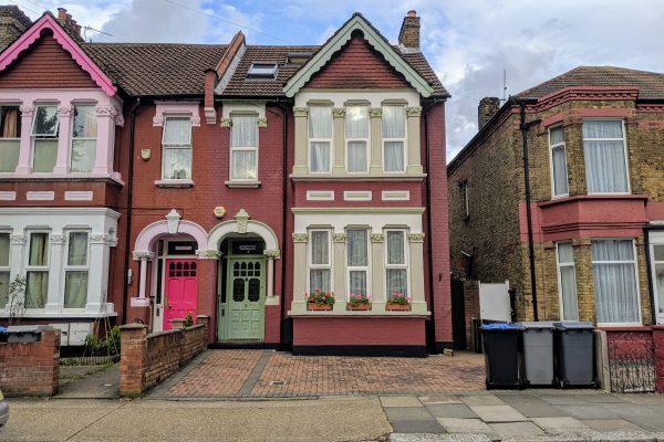 Beautiful Victorian Built 7 Bedroom Semi-Detached House - Talbot Road
