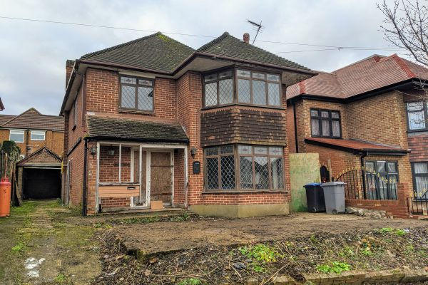 Detached 3 Bedroom House - Bengeworth Road, Harrow, HA1