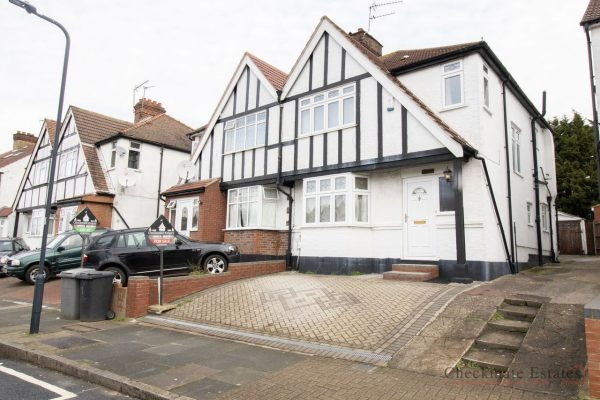 3 Bedroom Semi-detached House with Development Potential - Elmstead Avenue, Wembley, HA9